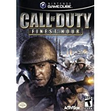 GC: CALL OF DUTY FINEST HOUR (COMPLETE)